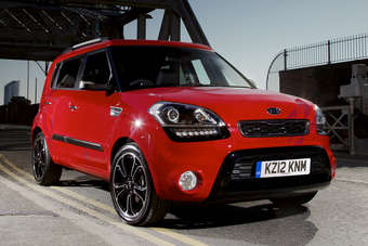 Would you pay £18,695 for a B-segment Kia? That people do demonstrates how far the brands image has come