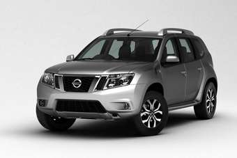 The Terrano is due to be in Nissan Indias showrooms from October