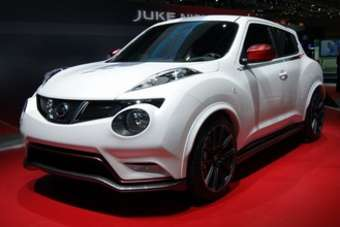 Nismo-ised Juke, hyped for weeks in Nissan press releases and social media pages, made its debut in Tokyo