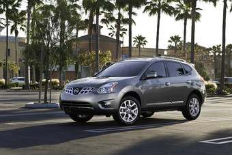 Nissan Rogue is sold only in North America