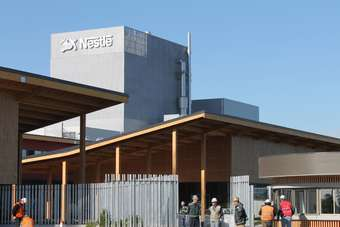 Nestle plans to supply US, Central America, Middle East and Asia from new Chilean plant
