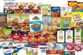 General Mills plans 50 product launches in H2