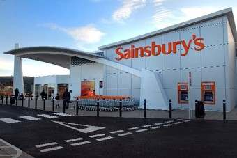 Analysts said Sainsburys performance compared favourably with competitors