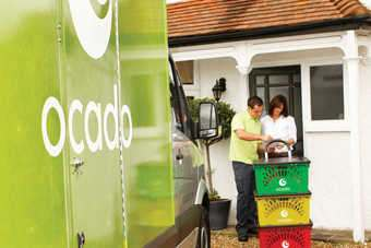 On the money: Ocado looks to build consumer appeal