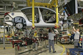 Germany Opel Plans New Model For Frankfurt Plant