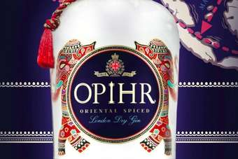 Opihr Oriental Spiced Gin is among the new brands Quintessential is hoping will deliver success