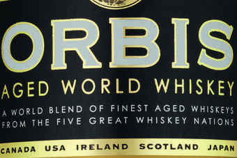 Click through to view St James Distillery's Orbis Aged World Whiskey