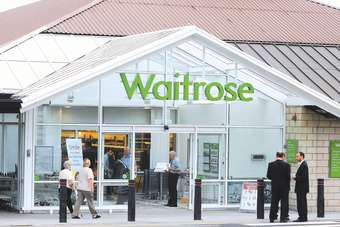 "UK: Waitrose coy over Northern Ireland ""entry"""