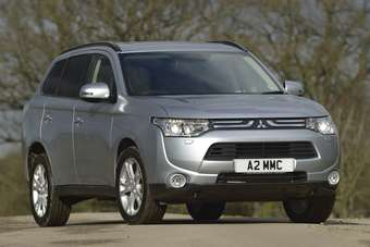 Mitsubishi Motors hopes to sell 2,500 new Outlanders in the UK this year