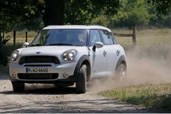 BMW Group production will be getting a lift in 2011 as Mini Countryman (built by Magna Steyr in Austria) output ramps up