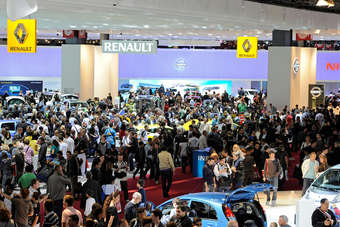 September 2012 management briefing: Paris Motor Show