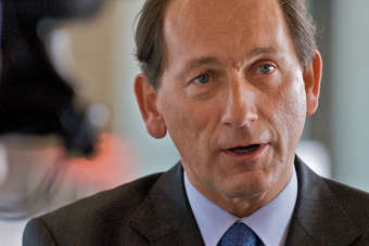 Nestle CEO Paul Bulcke told analysts a priority for the company was portfolio management.