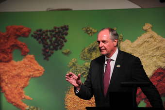 The just-food interview - Unilever CEO Paul Polman, part one