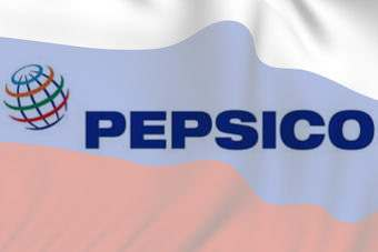 "PepsiCo has vowed to ""accelerate away from pack"" in Russia"