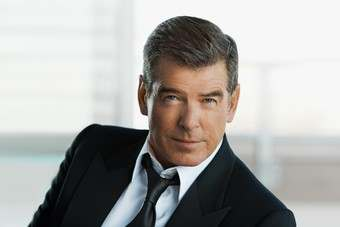 Pierce Brosnan is starring in Spar Austria