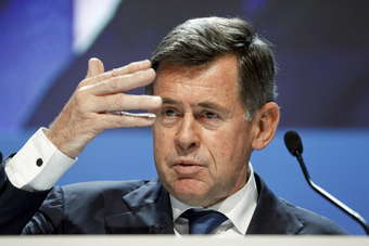 In the spotlight: Frustration at coy Carrefour CEO Plassat