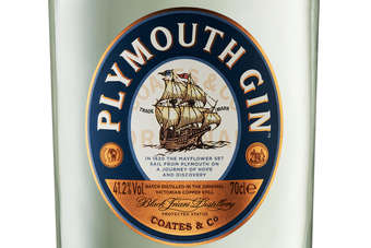 Plymouth Gin is now available in Heathrow