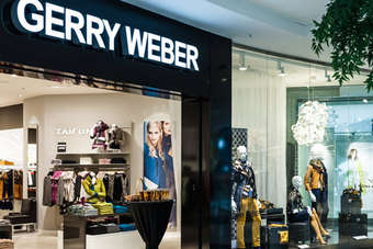 Gerry Weber is continuing its international expansion
