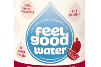 Click through to view Feel Good Drinks Feel Good Water