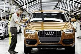 SEAT has taken on 700 staff to build the Audi Q3