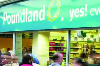 Poundland to list in London, details expansion drive