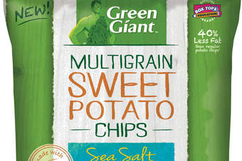 US: General Mills takes Green Giant into snacks aisle