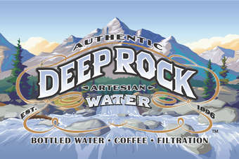 Colorado-based Deep Rock produces bottled water, in addition to coffee and filtration services