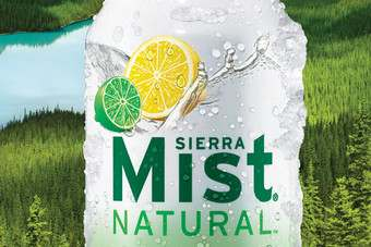 Click again for the print version of the new Sierra Mist Natural ad campaign