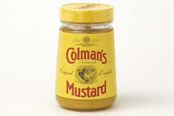 UK: Unilever to upgrade Colemans Mustard factory