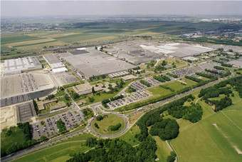 Aulnay, north of Paris, builds the Citroen C3. That  production, and 1,500 of 3,000 workers will be consolidated at Poissy which makes the C3, DS3 and Peugeot 208