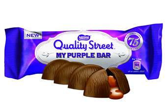 UK: Nestle launches limited-edition Quality Street bar