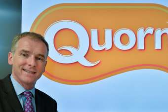 e5f3d0f676a5 The just-food interview - Quorn Foods CEO Kevin Brennan - part one ...
