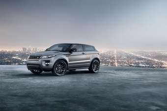 Evoque SE is first collaboration with Beckham since announcement in 2010