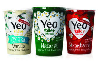 "Yeo Valley among ""most popular"" organic brands in UK supermarkets"