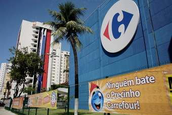 "BRAZIL: Carrefour ""hires banks to prepare Brazil IPO"""