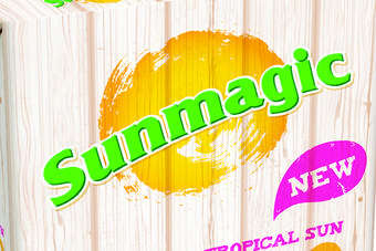 Click through to view Multiple Marketings Sunmagic juice