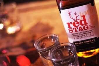 Red Stag Bourbon sweetens Beam sales