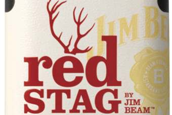 Click through to view Beam Incs Red Stag by Jim Beam Hardcore Cider