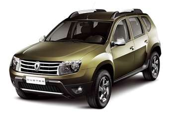 Dacias Duster has been updated for its place in Renault Brazils line