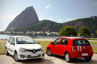 Renaults new, old Clio comes from Argentina; tops Brazils fuel economy charts