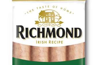 Kerry Foods group has launched a mini range of popular Richmond products