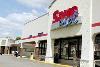 Identical-store sales from Supervalus Save-a-Lot banner were up 3.5% in Q4