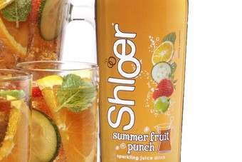 Shloers Fruit Punch was first launched last summer