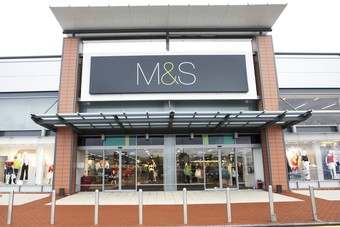 M&S says it is working hard to improve its clothing offer