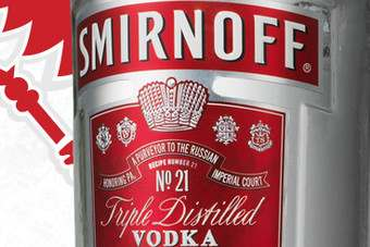 Diageo will turn its attention more to Smirnoff and above in the US