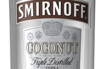 Click through to see Diageos Smirnoff Coconut Flavored Vodka