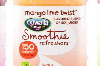 Click through to view Coca-Colas Odwalla Smoothie Refreshers