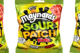 US/UK: Kraft takes Sour Patch Kids candy into UK