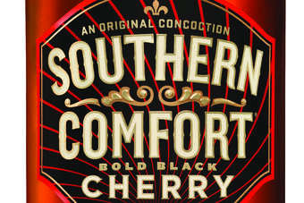 Click through to view Brown-Formans Southern Comfort Bold Black Cherry