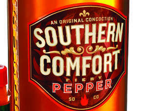Click through to view Brown-Formans Southern Comfort Fiery Pepper